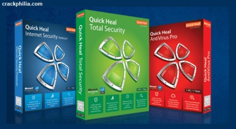 Quick Heal Total Security 2021 + Crack Free Download