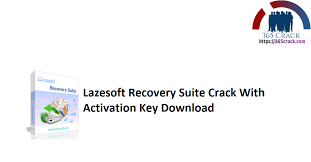 Lazesoft Recovery Suite 4.3.1.13 Crack & Serial Key Free Download